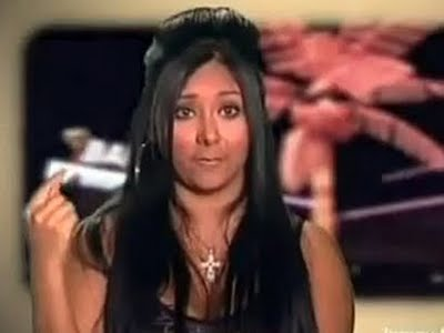 Snooki on Nicole  Snooki  Is One Of Mtv S Jersey Shore Cast Members Making